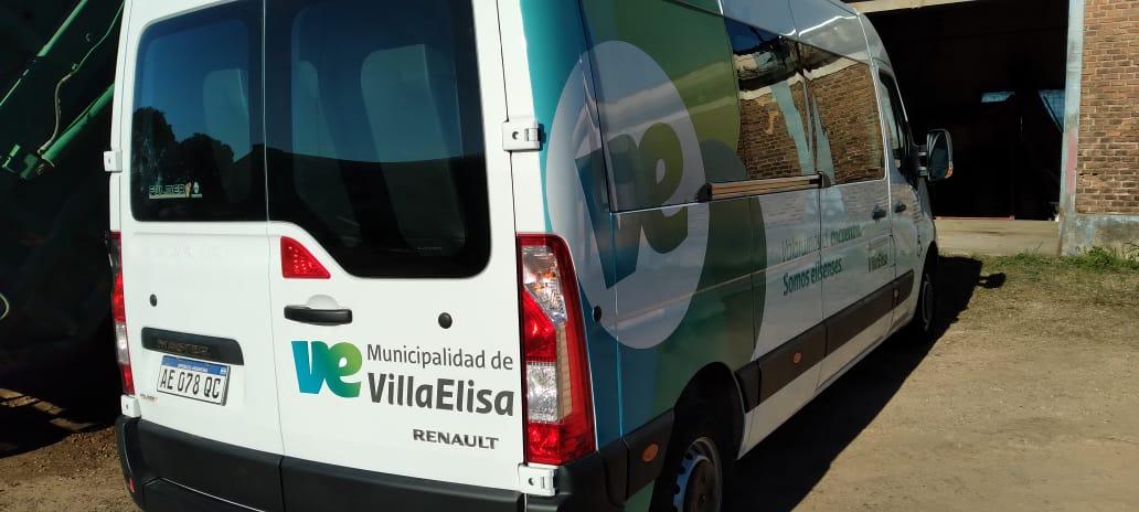 Instituciones de nuestra ciudad abocadas a la discapacidad podrán hacer uso del nuevo minibus