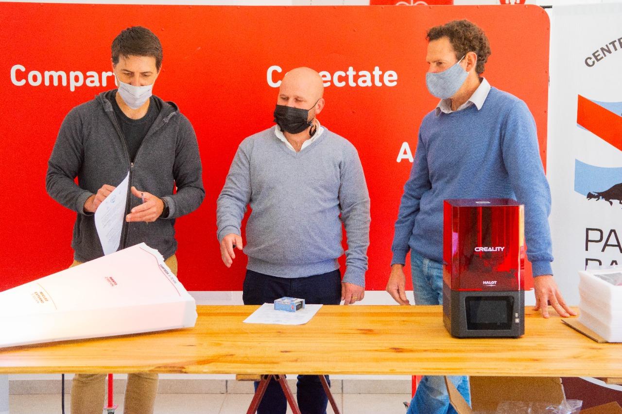 El Punto Digital y Termas Villa Elisa celebraron un convenio de colaboración
