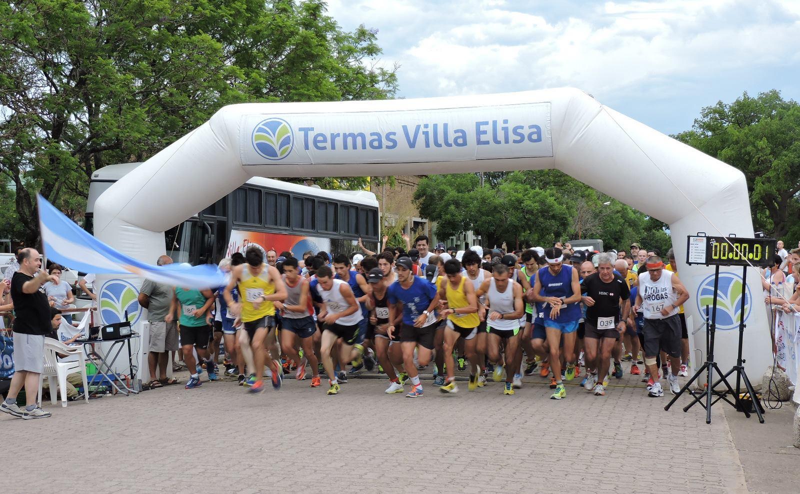 Se confirmó la fecha de la Prueba Atlética Ciudad de Villa Elisa