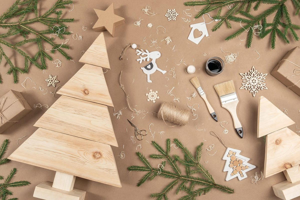 """Comienza el Taller """"Tu Navidad, tu Deco"""" en Villa Elisa"""